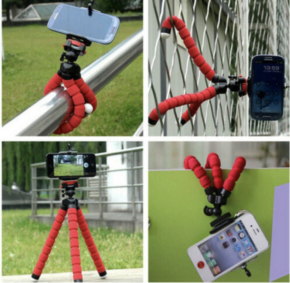 Mobile Tripod travel